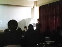 フードビジネス類型 課題研究発表会