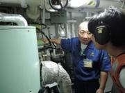 体験乗船実習について