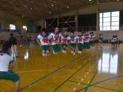 9月1日体育大会がありました
