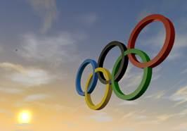 「オリンピック」と「冷凍食品」