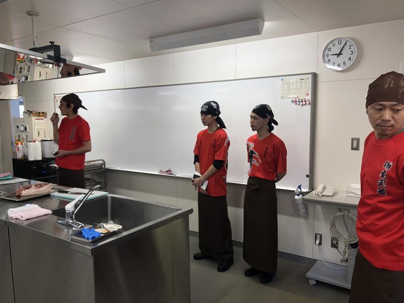 麺屋武蔵スタッフ